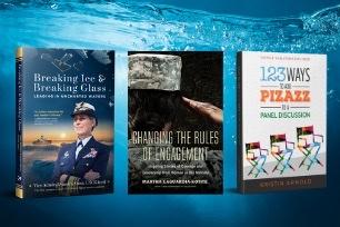 Coast Guard Academy Lunch & Learn Author Talk