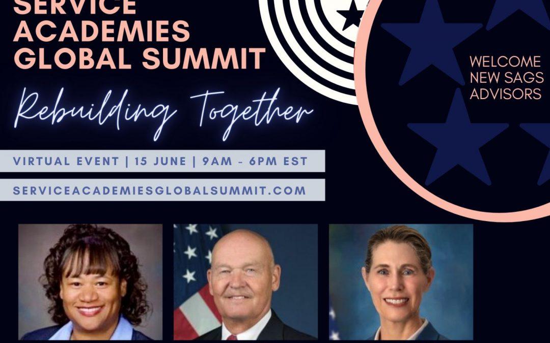 Service Academies Global Summit 2021 Panel #3