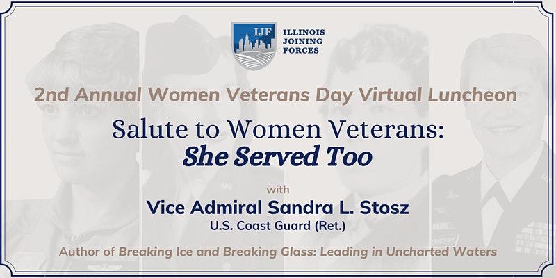 Illinois Joining Forces – Women's Veterans Day Celebration 2021