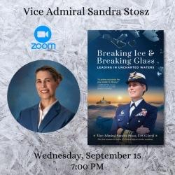 Titcomb's Book Shop – Book Talk Breaking Ice & Breaking Glass